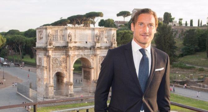 Francesco Totti, foto fb