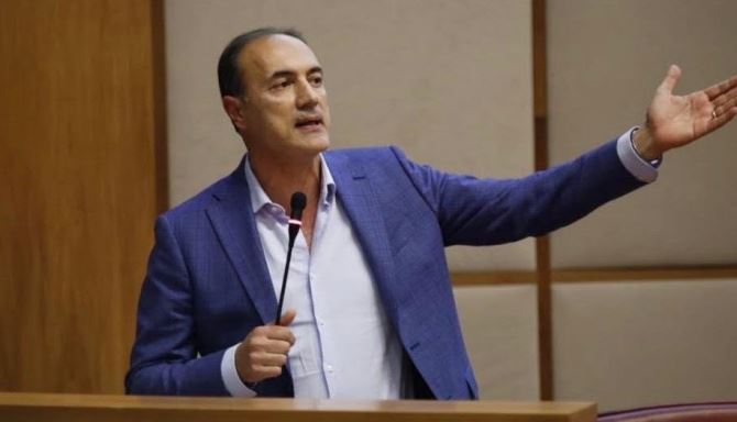 Il consigliere regionale Domenico Giannetta