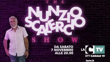 The Nunzio Scalercio Show, dal 7 novembre la comicità sbarca su LaC Tv
