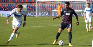 Serie B, il Cosenza si sveglia solo nel finale: il Brescia passa 2-1 al Marulla