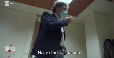 L'usciere che sapeva troppo: i sospetti sulla voce fuori campo nell'intervista a Cotticelli