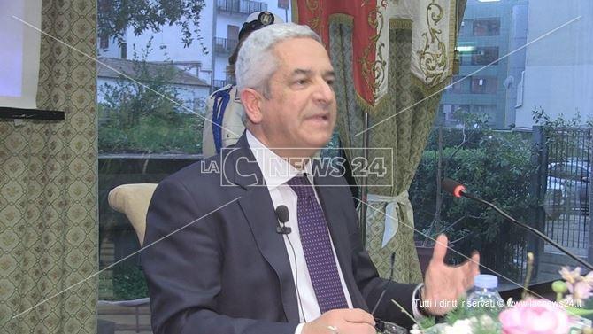Il sindaco di Rende Marcello Manna