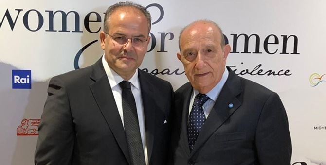 Michele Affidato e Francesco Samengo