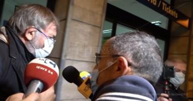 Il commissario Zuccatelli arriva in Calabria ma non risponde alla stampa e scappa