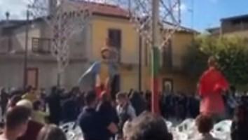 Festeggiamenti non autorizzati a Taurianova, sanzionate sette persone