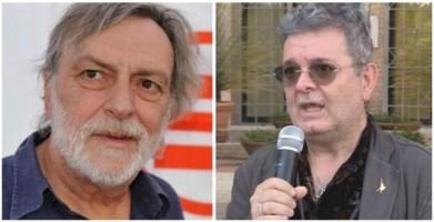 Gino Strada e Nino Spirlì