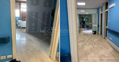 Ospedale Cetraro, nuovo dietrofront: il reparto Covid-19 riaprirà
