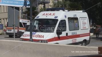 Incidente sul lavoro a Catanzaro, muore 70enne travolto da un ponteggio
