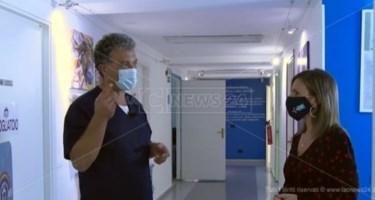 Medicina solidale e Covid-19, a LaC Salute viaggio al centro Ace di Pellaro
