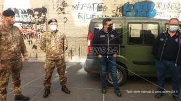 Cosenza si prepara all'allestimento dell'ospedale da campo: riunione con l'esercito