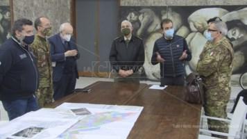 Cosenza, riunione in Comune per l'allestimento dell'ospedale militare