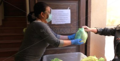 A Catanzaro una mensa per i più bisognosi nell'era del coronavirus
