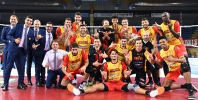 Volley, impresa Tonno Callipo che sbanca Civitanova