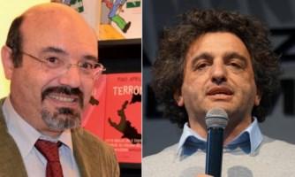 Pino Aprile e Francesco Aiello