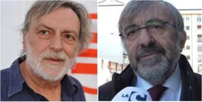 Gino Strada e Giuseppe Zuccatelli