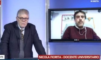 Nicola Fiorita: «Nell'ora più buia la Calabria avrebbe bisogno di una guida salda»