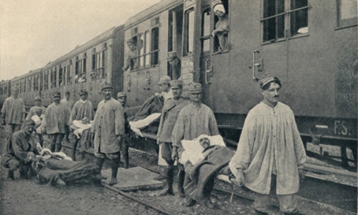 Anno 1918, quando la terribile febbre spagnola infierì sulla Calabria