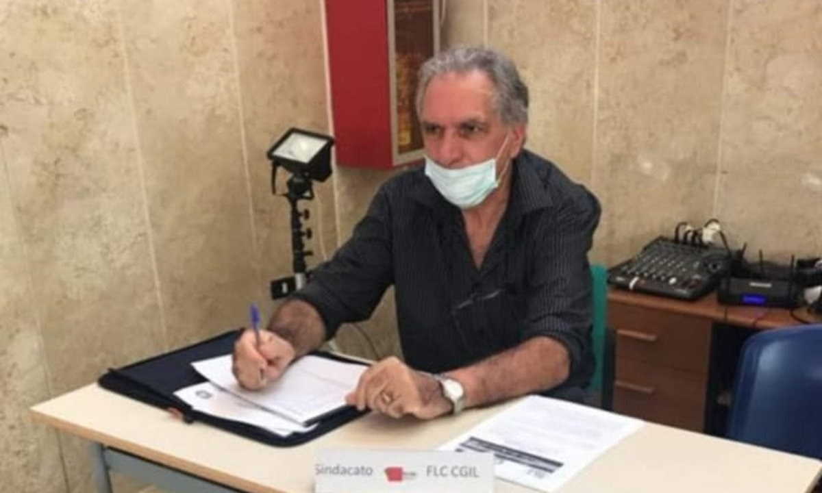 La denuncia di Francesco Salvatore Ciurleo (Flc-Cgil Gioia Tauro)