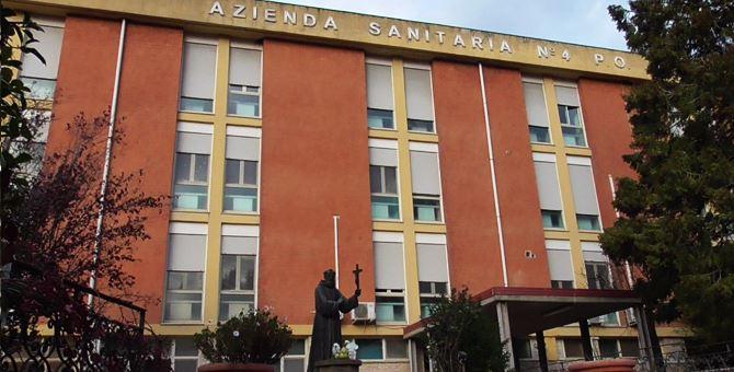L'ospedale di Acri