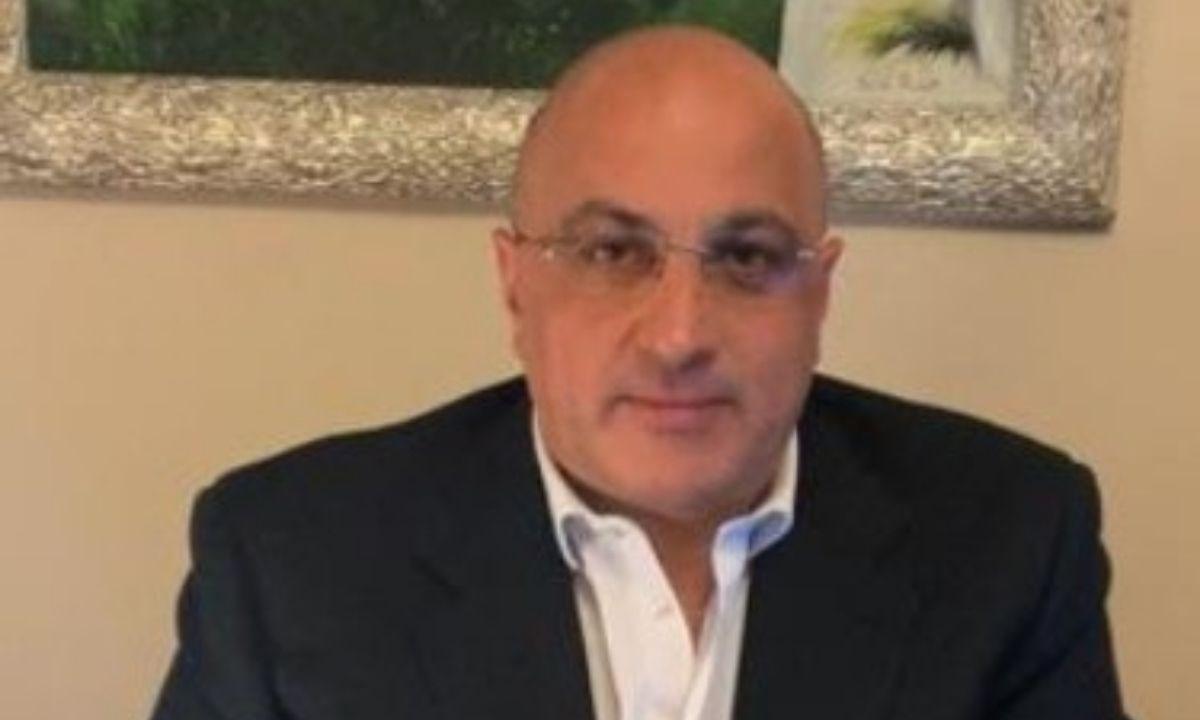 Il sindaco di Laganadi Michele Spataro