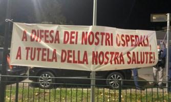 Rossano, ancora proteste per il Polo Covid: chiesta l'attivazione delle Usca