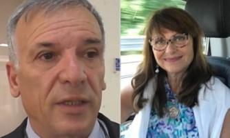 Domenico Tallini e Anna Maria Mancuso