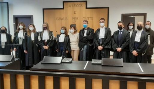 Tribunale a Castrovillari, giurano sei nuovi giudici