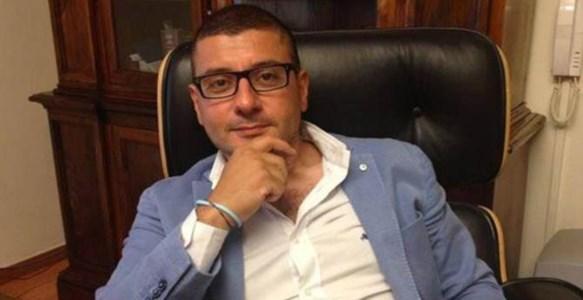L'avvocato lametino Francesco Pagliuso