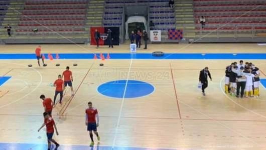 Serie A2 Futsal, Cataforio tutto cuore ma perde a Taranto per 4 a 3