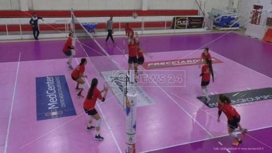 Pallavolo femminile, Volley Soverato pronto per la sfida contro Ravenna