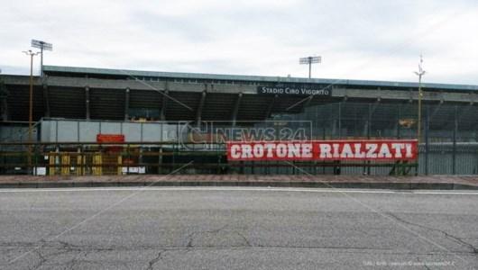 Maltempo Calabria, la solidarietà degli ultras del Benevento e Bologna: «Crotone, rialzati»