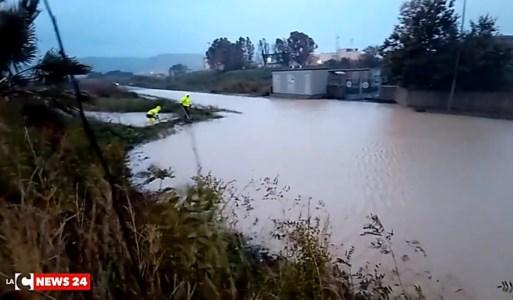 Maltempo in Calabria, Confagricoltura: «Subito aiuti per le zone colpite»