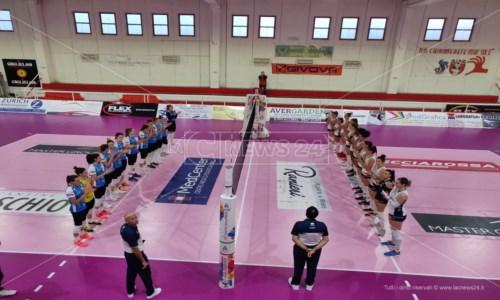 Pallavolo femminile, Volley Soverato supera Martignacco al quinto set