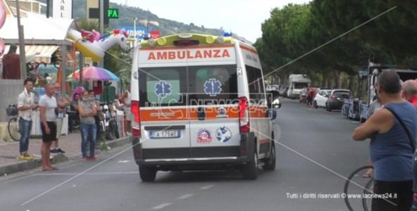 Maltempo, a Belvedere muore un anziano colpito alla testa da un comignolo