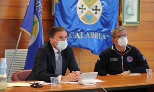 Francesco Boccia e Nino Spirlì