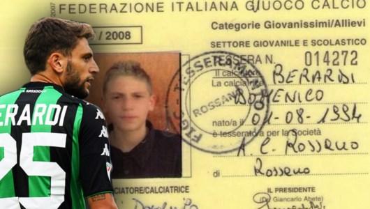 Berardi, settimana da urlo tra Nazionale e serie A per il ragazzo di Calabria