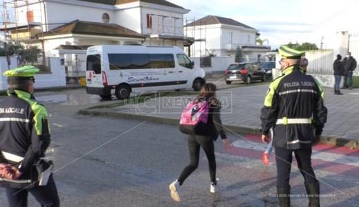 Scuolabus e alunni tornano in movimento