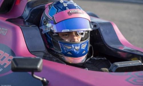 Automobilismo, il calabrese Danny Molinaro trionfa trionfa nella Coppa ACI sport U25