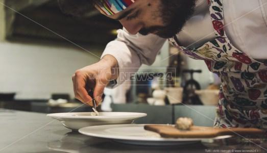 Il calabrese Emanuele Lecce premiato da Gambero Rosso miglior chef under 30
