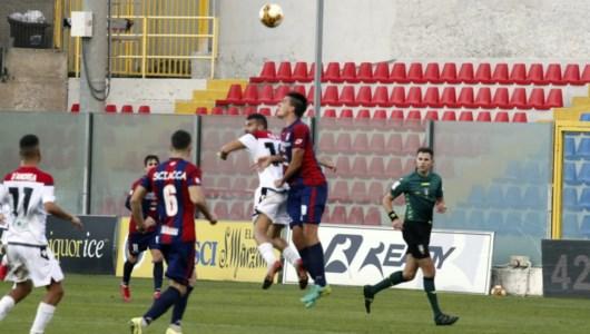 Lega Pro, la Vibonese pareggia fra le mura amiche con il Foggia