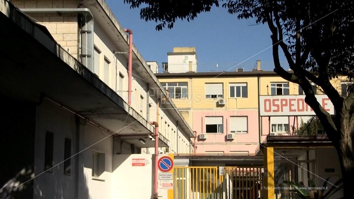 L'ospedale Jazzolino di Vibo Valentia