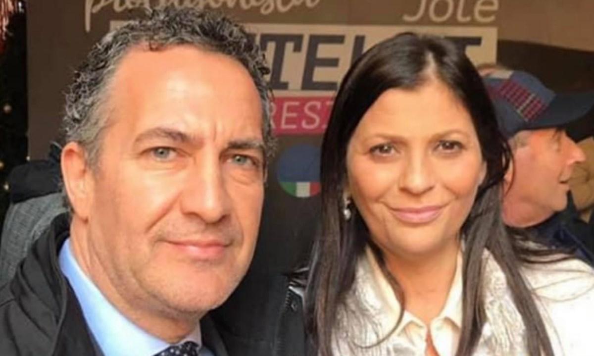 L'avvocato Salvo con la governatrice Santelli