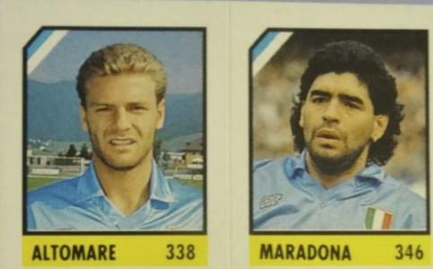 Altomare e Maradona