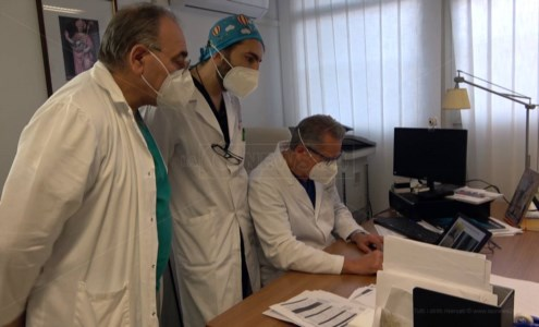 Lamezia prima in Calabria a usare una nuova tecnica per fratture alla tibia
