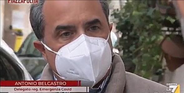 """Sanità, le frasi """"rubate"""" di Belcastro: «Cotticelli di Covid non capiva un ca…» - VIDEO"""
