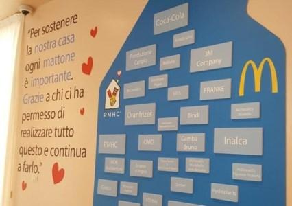 Family Room ospedale Niguarda, anche iGreco partner della Fondazione Mc Donald