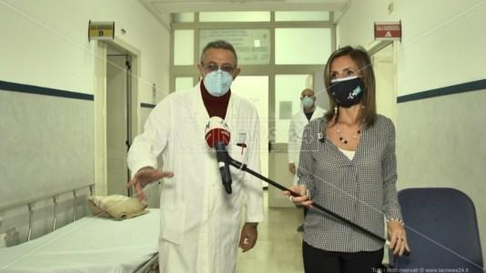 Covid-19, l'ospedale di Soverato pronto a fronteggiare la seconda ondata: focus a LaC Salute