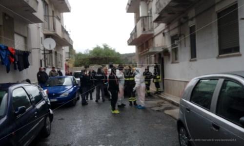 Catanzaro, anziano muore carbonizzato nell'incendio di una abitazione a Pianocasa