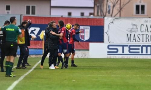 Lega Pro, Una gran bella Vibonese beffata in extremis dalla Ternana