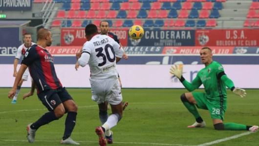 Serie A, Crotone così non va: a Bologna la settima sconfitta di stagione